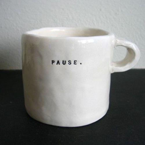 мастер класс по ручной лепке чашка
