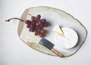 лепка из глины мастер класс сырная тарелка в Гончарной мастерской TIS