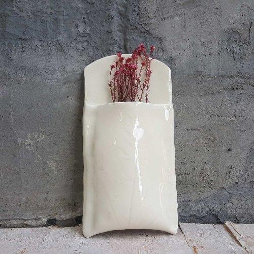 лепка из глины мастер класс тарелка с отпечатками трав в Гончарной мастерской TIS