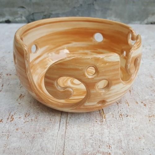 лепка из глины мастер класс Клубочница в Гончарной мастерской TIS