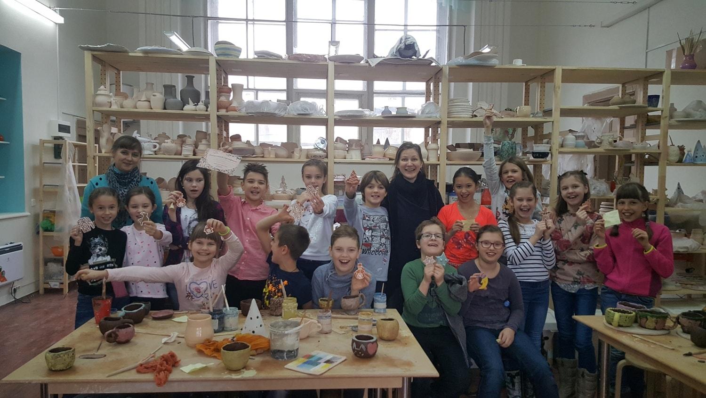 экскурсии для школьников гончарная мастерская TIS
