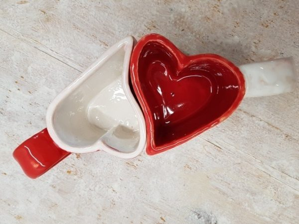 Лепка из глины мастер класс чашки в Гончарной мастерской TIS