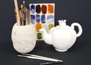 глазурь для керамики мастер класс детям и взрослым